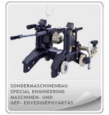 Maschinen- und soondermaschinenbau